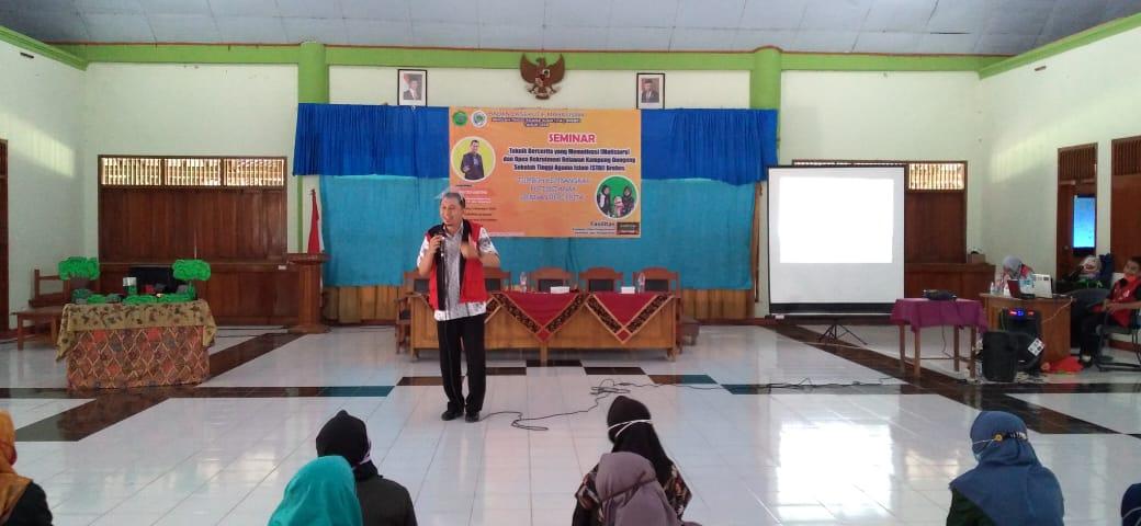 Relawan Kampung Dongeng Adakan Seminar Teknik Bercerita